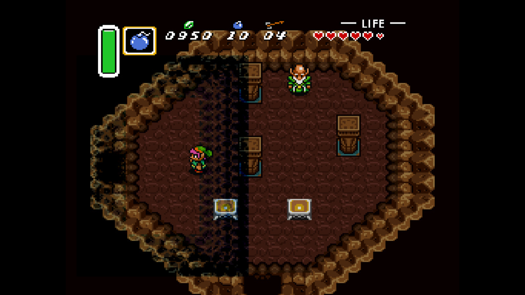 Super Metroid & A Link to the Past Crossover Randomizer Screen16