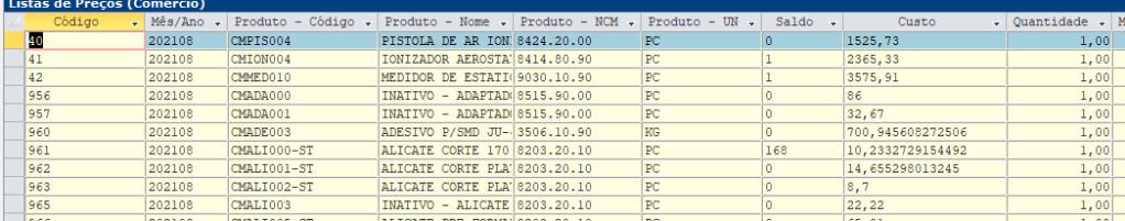 [Resolvido]Como calcular linha por linha via Código VBA cada linha com valores diferentes. 12312310