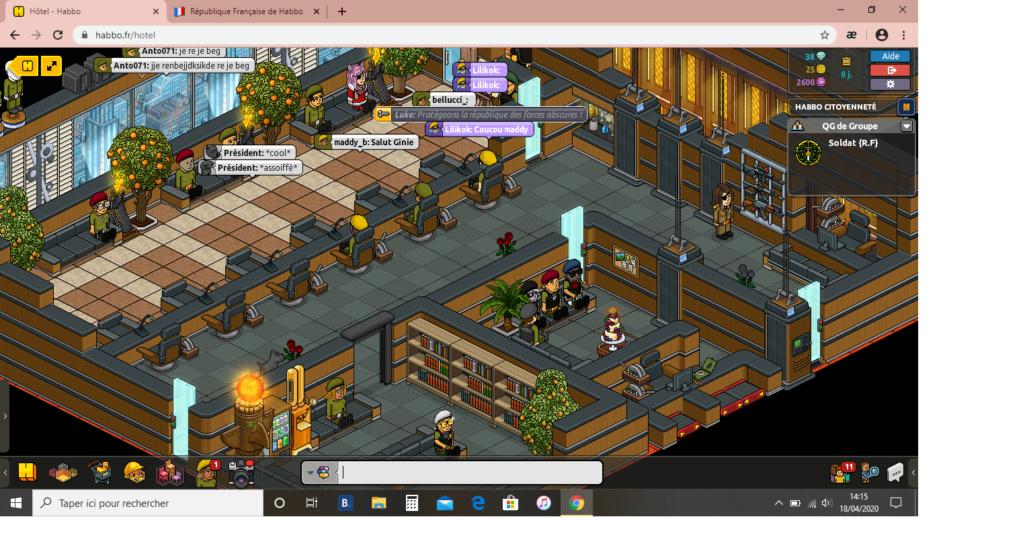[C.M] Rapports d'activités de Maddy Ra_413
