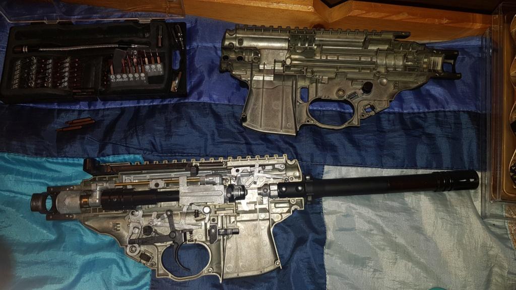 Débridé carabine MPX sig sauer version PCP , besoin d'expert 110