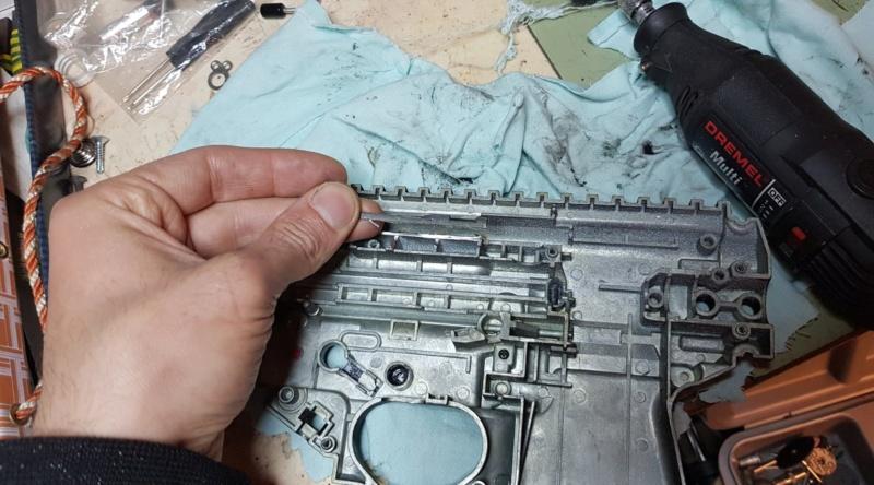 Débridé carabine MPX sig sauer version PCP , besoin d'expert 91579410