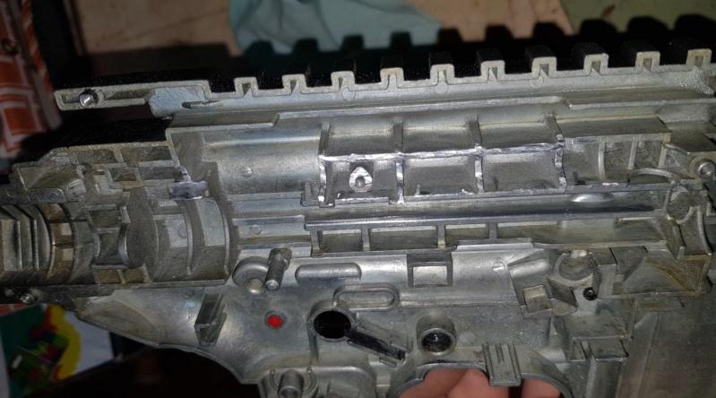 Débridé carabine MPX sig sauer version PCP , besoin d'expert 91639910