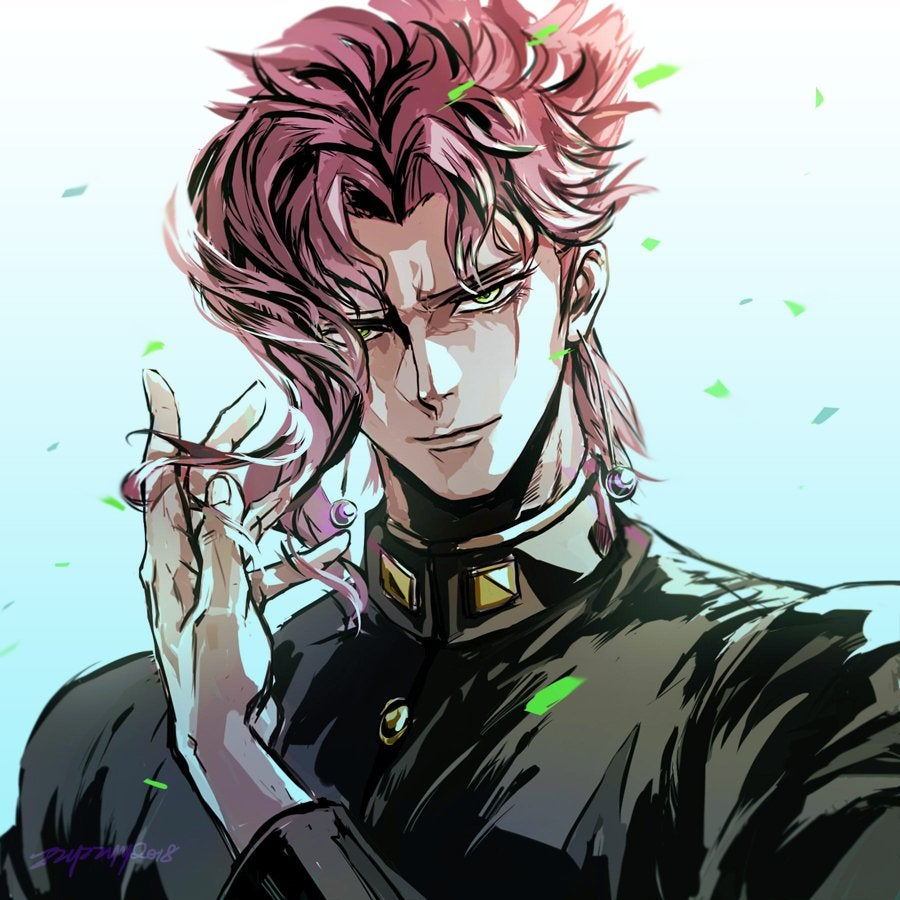 Présentation de L'Agent Noriaki Kakyoin Fan_ar10