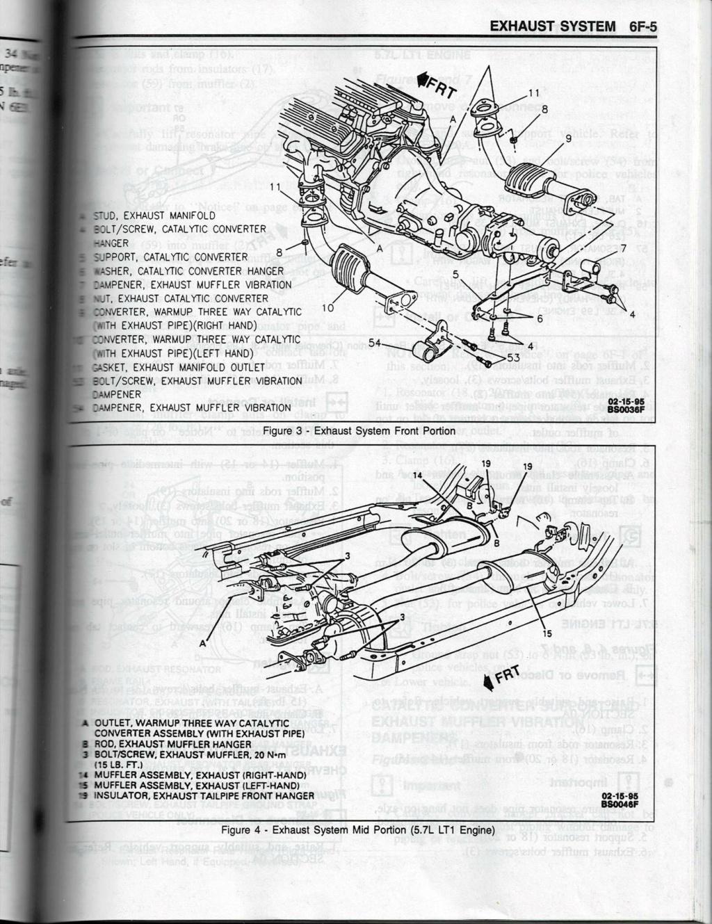 Exhaust hanger design makes no sense to me Buick_10