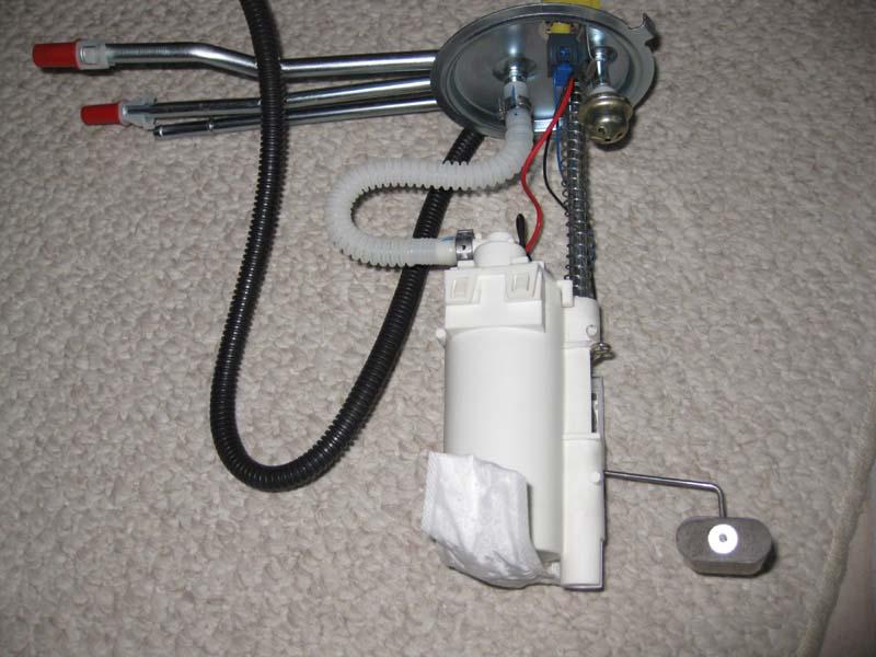 New Delphi fuel pump Delphi10