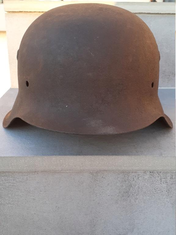 casque allemand ww2 20200536