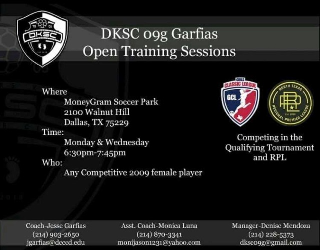 DKSC 09g Garfias Open Training Sessions Open_t11