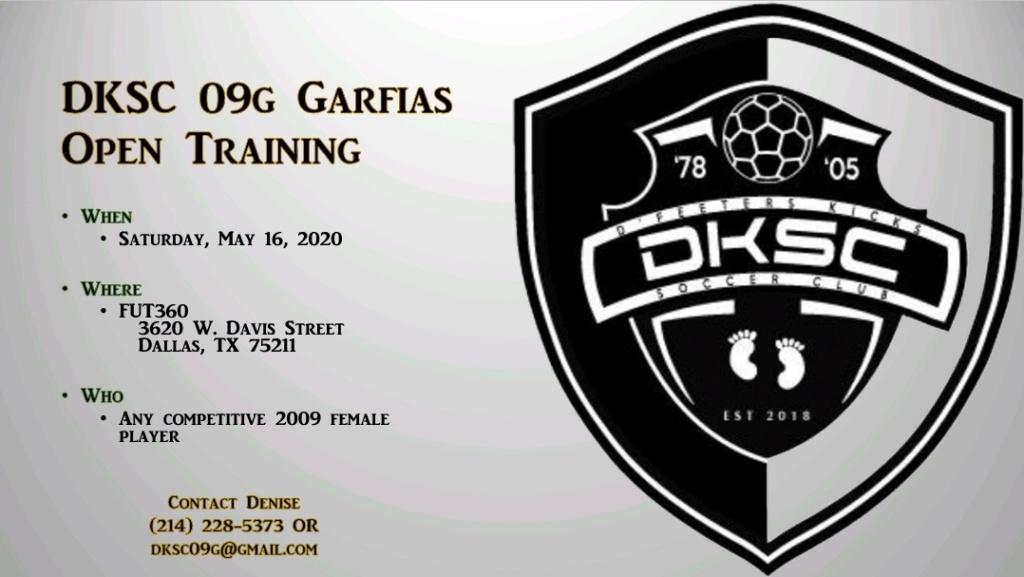 DKSC 09g Garfias Open Training Screen12