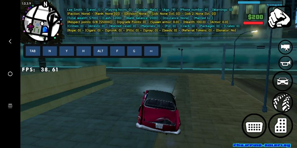 Los Santos Police Department Application Screen10
