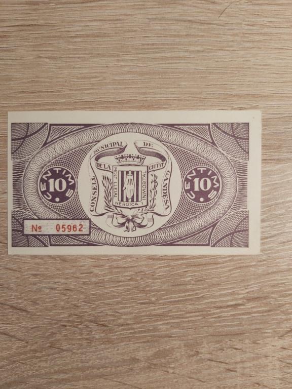 10 cts Gandesa 20200552