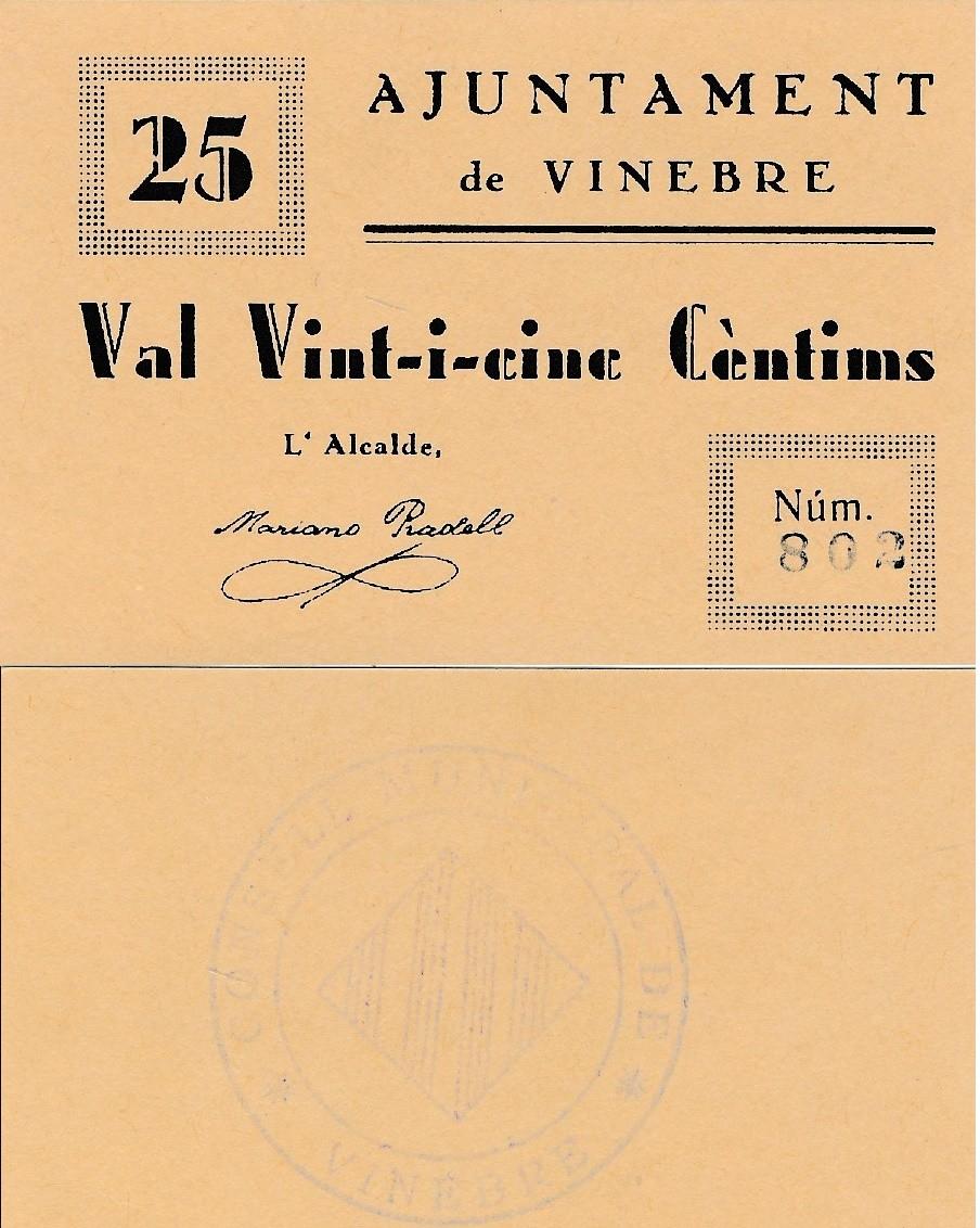 50 cts de Vinebre Reproducción?? Espana12