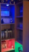Éclairage étagères pour la collection ! 20201112