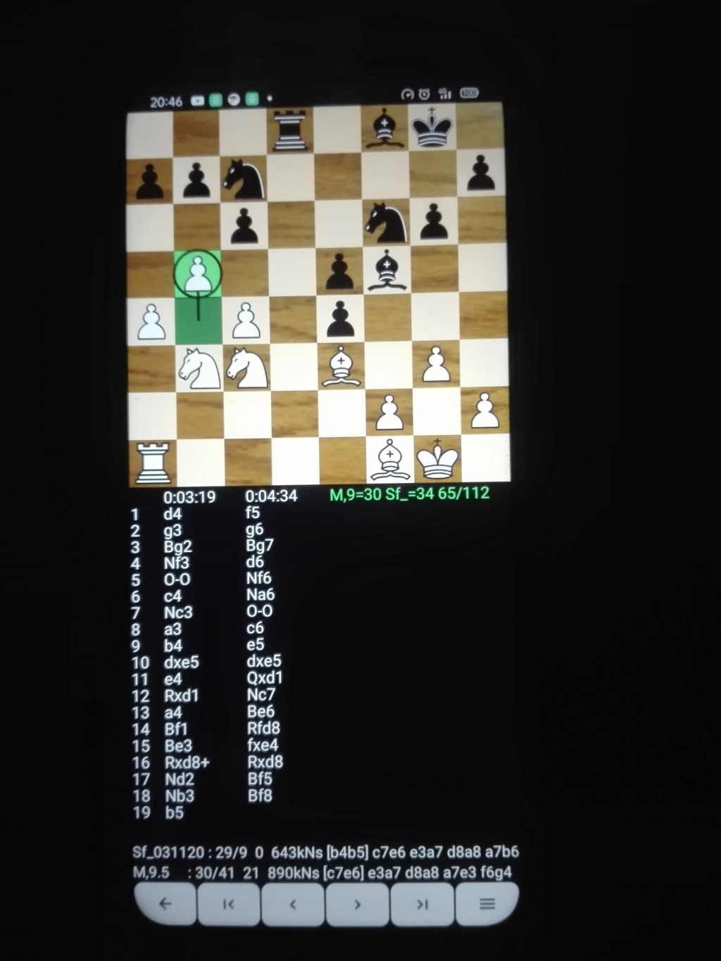 Rating Chess Engines for Android 2020 Final - Page 2 Img_2012