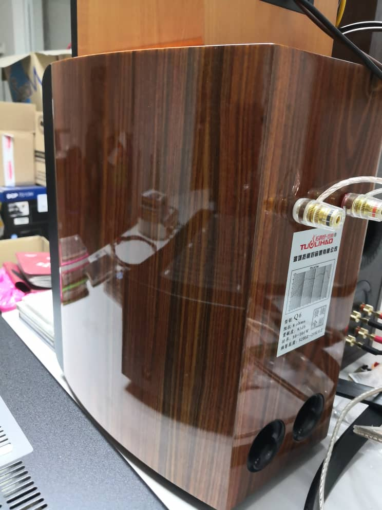 """Tuolihao Q6 MK3 Full Rang 6 1/2"""" Audiophile Speaker (New Open Box Test) 6ade9615"""