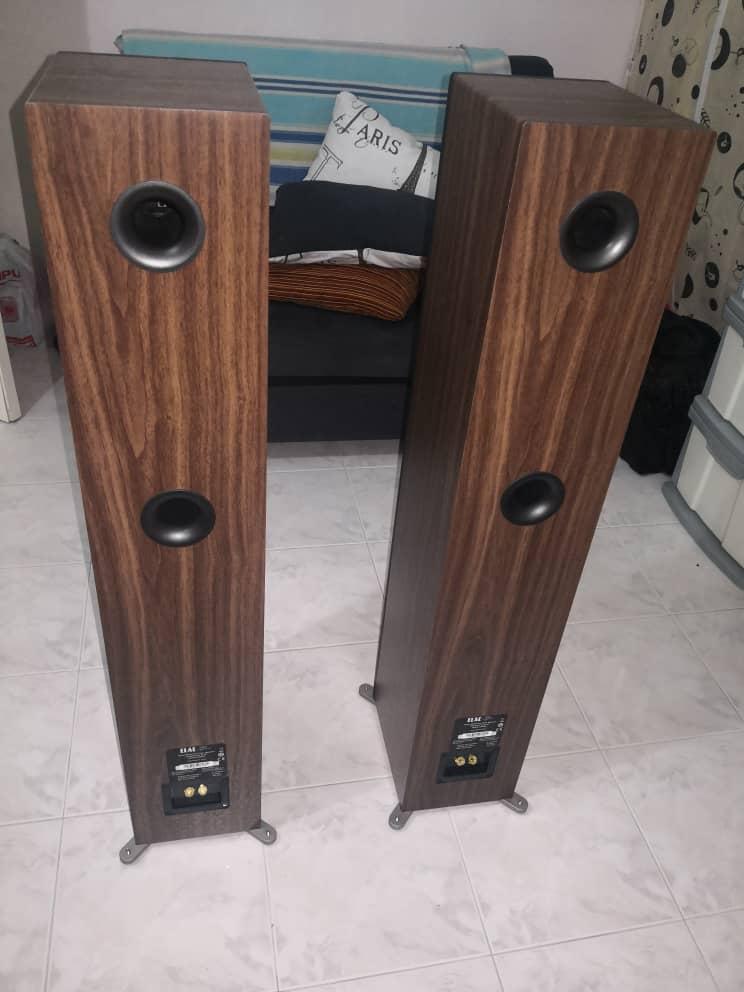 ELAC Debut Reference DFR52 Floorstanding Speakers (sold) Elac_d10