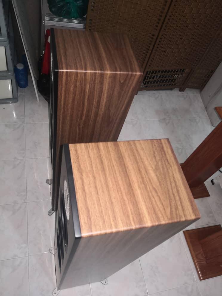 ELAC Debut Reference DFR52 Floorstanding Speakers (sold) Elac_d11
