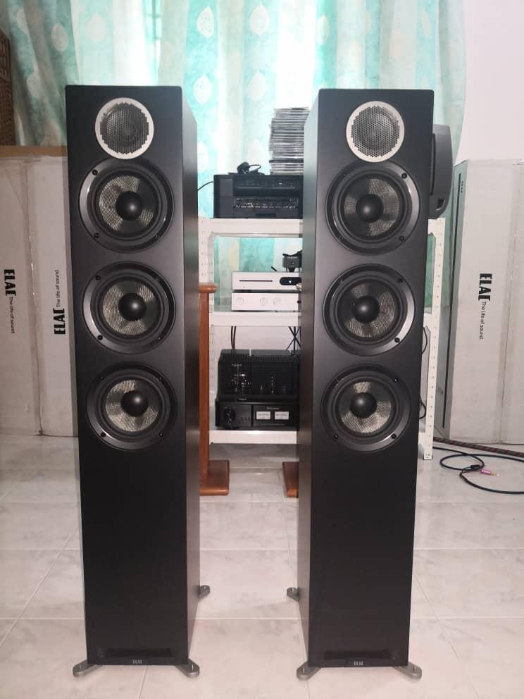 ELAC Debut Reference DFR52 Floorstanding Speakers (sold) Elac_d12