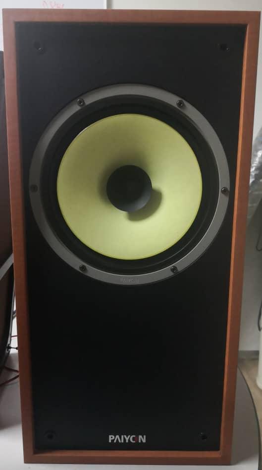 (Sold)  Paiyon P-F8 Full Range Speaker (Reduced) Paiyon11