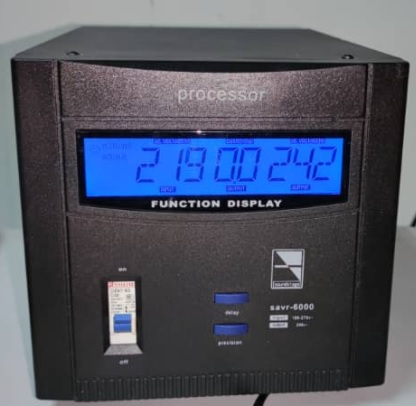 Soundstage Voltage Processor Stabilizer SAVR-6000 (Sold) Sounds11