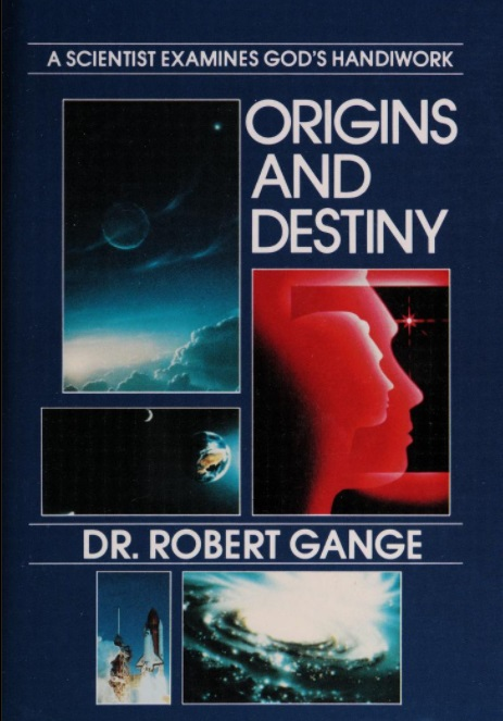 Origins and Destiny, book from 1986 010