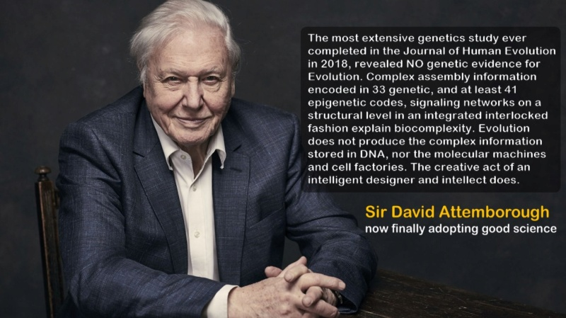 Neil de Grasse, Arnold Schwarzenegger, David Attemborought etc. What they have to say about God, origins,  and evolution David_10