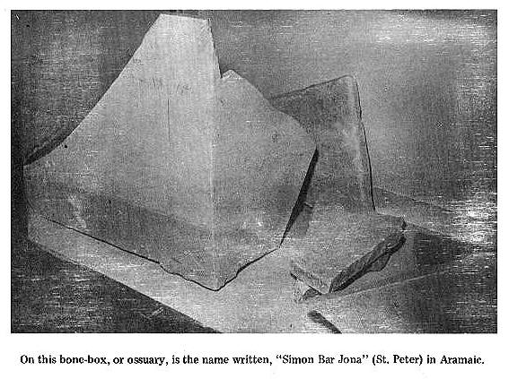 Evidence of the historical Jesus Ossuar10