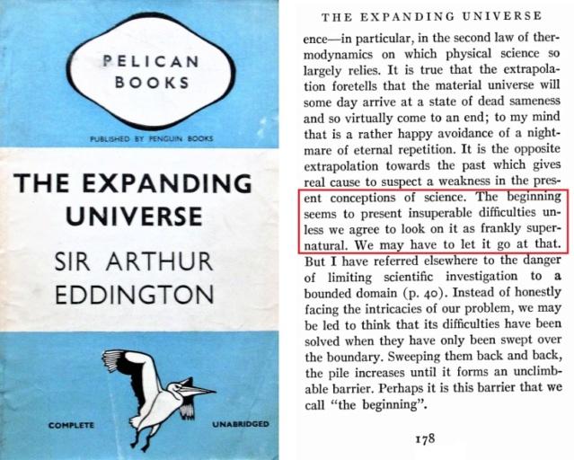Beginning: The universe had a beginning Sem_tz18