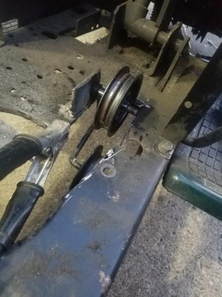 Stupid idea craftsman 1wd 20210112