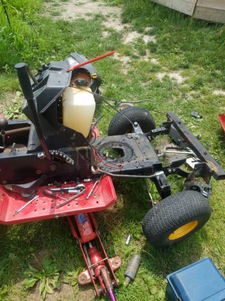 Rally rat Machine 20210711