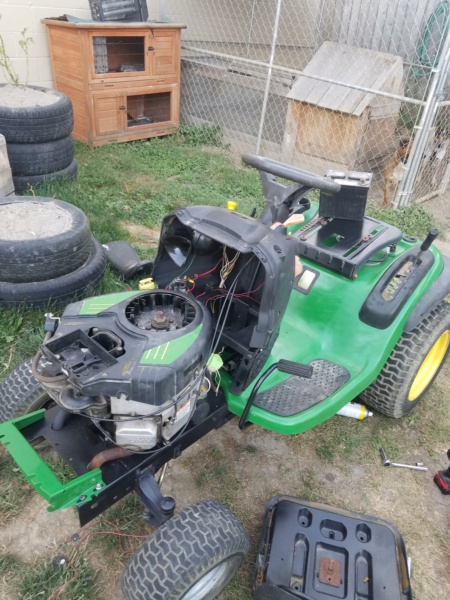 Budgets Tractor Builds 20210812