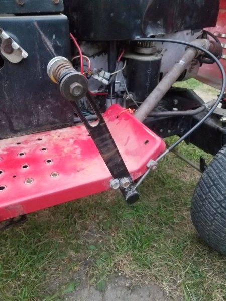 Budgets Tractor Builds 20210813