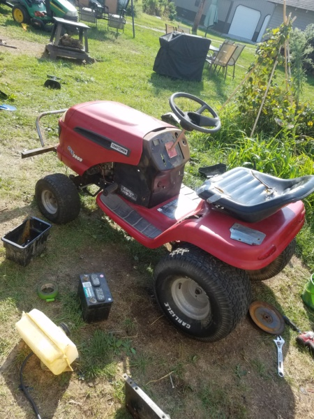 Budgets Tractor Builds 20210914