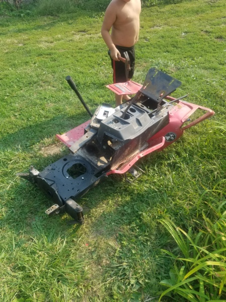 Budgets Tractor Builds 20210915