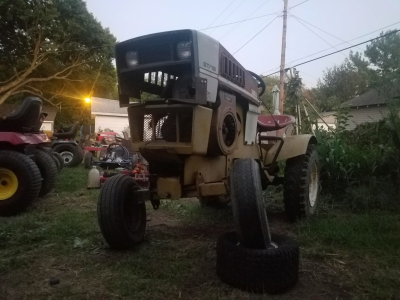 Cool Tractor Contest #3 - 2021 20210919