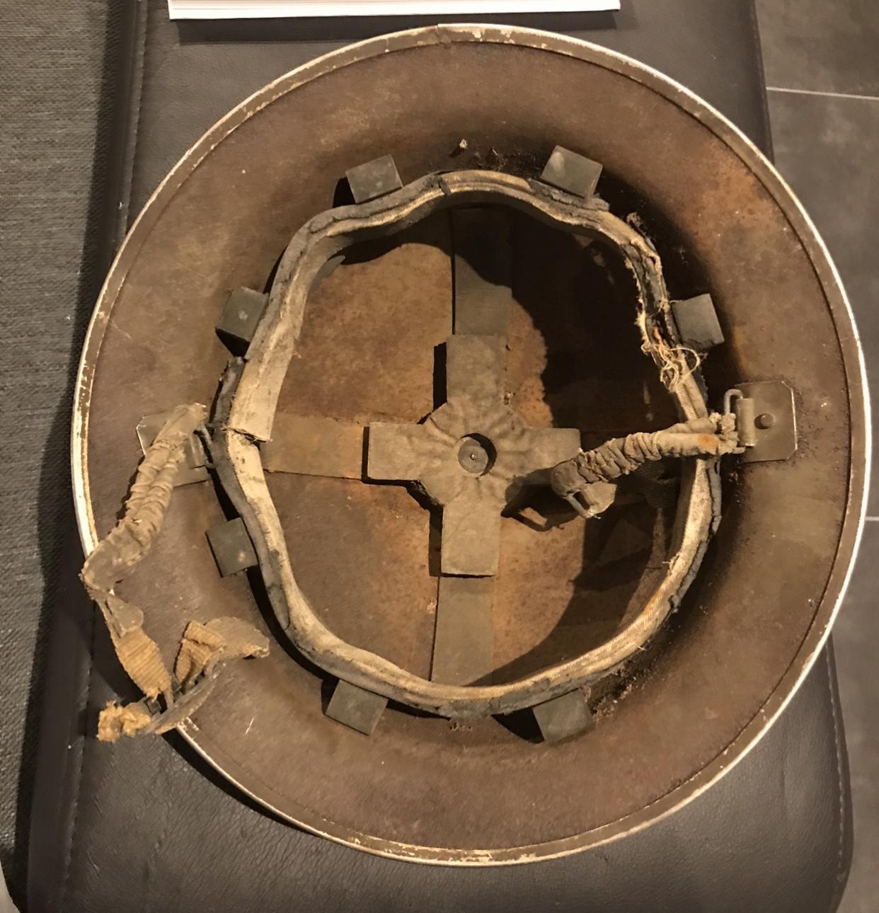 Helmet identification  E0e69310