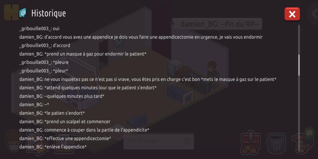 [C.H.U.] Rapport d'action RP de damien_BG Screen18