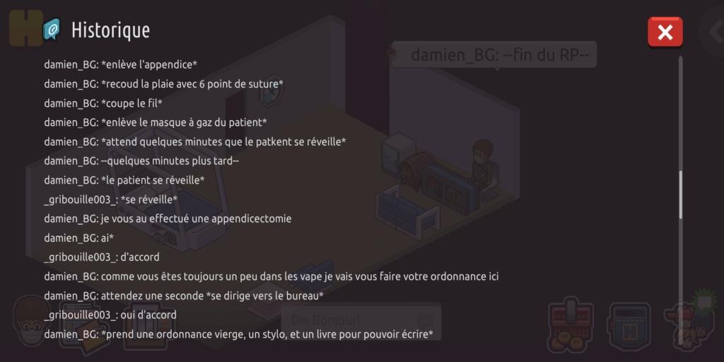 [C.H.U.] Rapport d'action RP de damien_BG Screen20