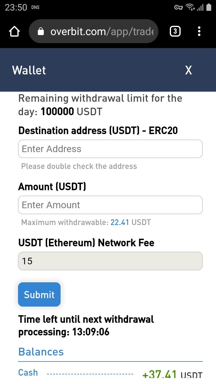 Giełda Overbit 30 USD bez wpłaty - Page 3 Screen14