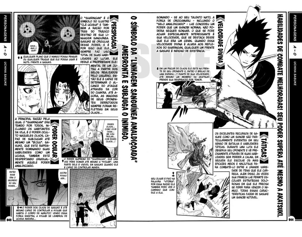 Sasuke venceu Deidara porque ele era counter? 044-0411