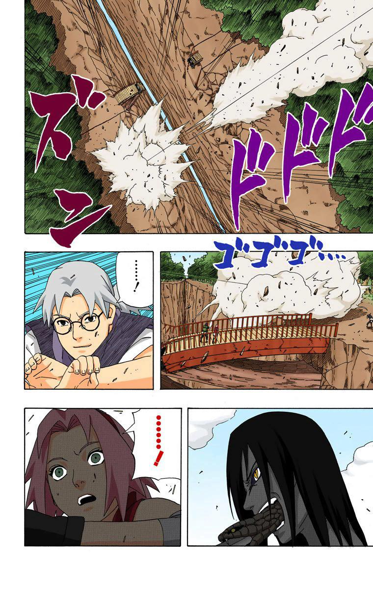 Orochimaru vs kakuzu e hidan  11310