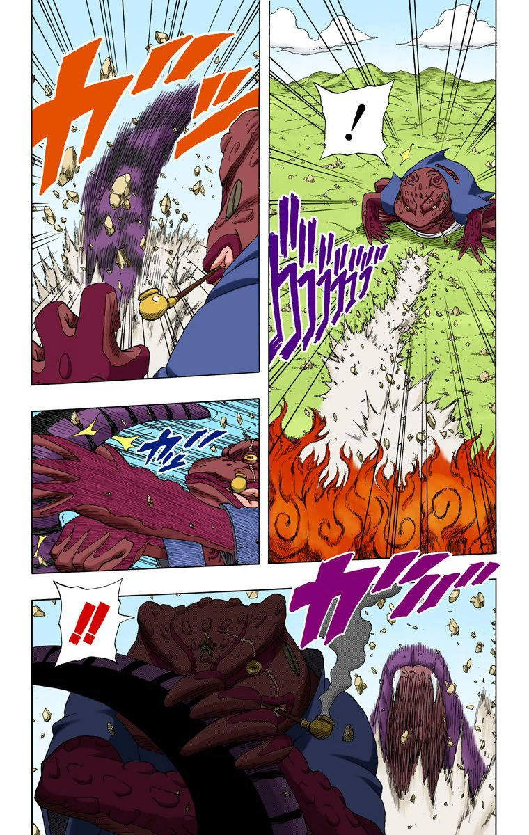 Orochimaru vs kakuzu e hidan  16111