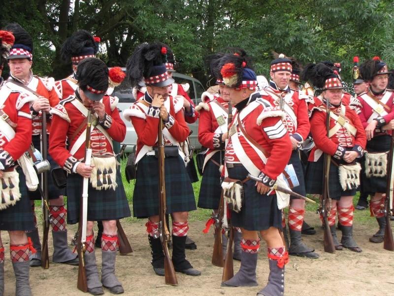194ème anniversaire de la bataille de Waterloo Ecossa10