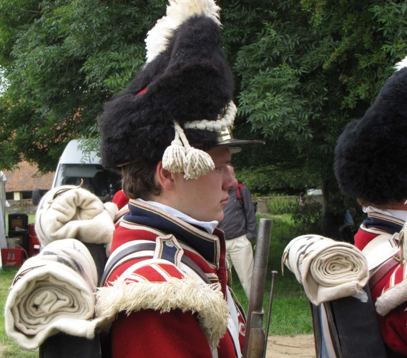 194ème anniversaire de la bataille de Waterloo Foot-110