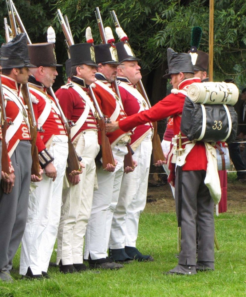 194ème anniversaire de la bataille de Waterloo Foot-710