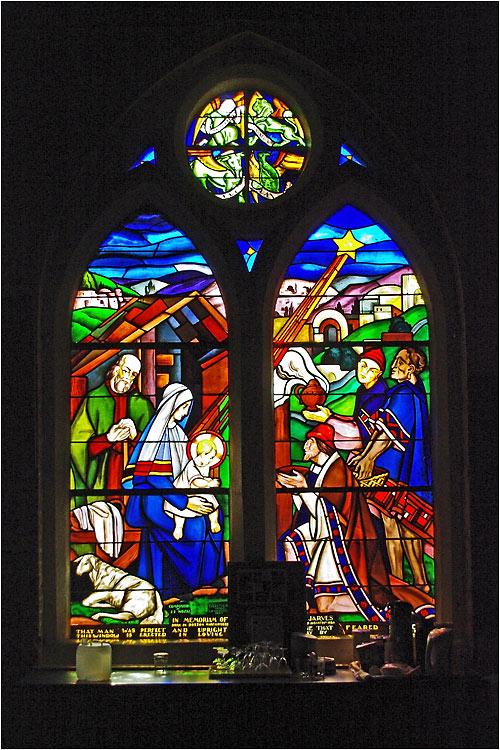 l'église anglicane Saint Barthélémy à Dinard Imgp2611