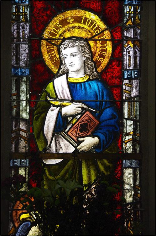 l'église anglicane Saint Barthélémy à Dinard Imgp2612