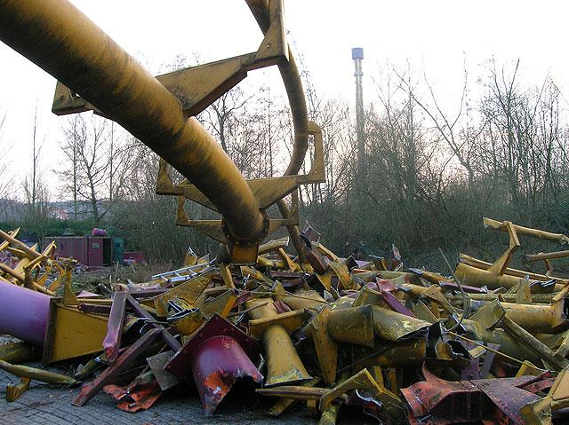 Sirocco & Tornado (Walibi) RIP P1521810
