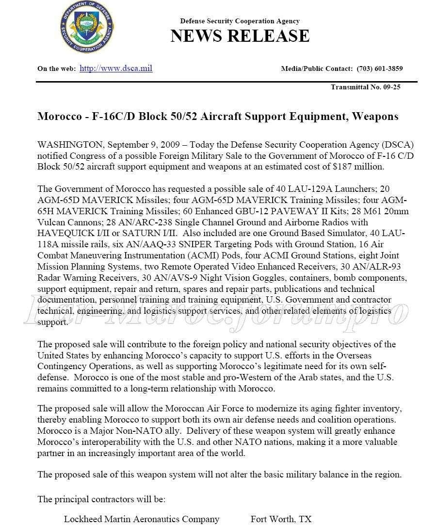 بعض المعلومات والصور عن الصفقت المغربية  الجديدة اسلحة و اجهزة ال f-16 F16_wm10