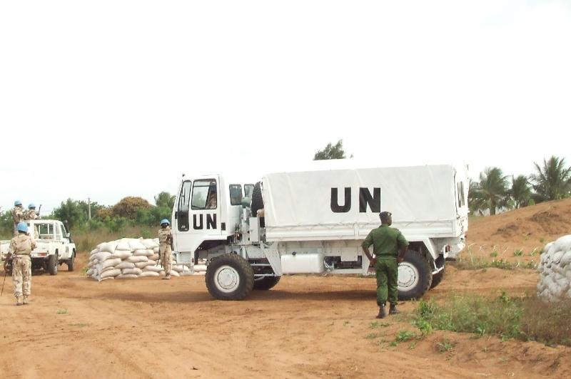 Forces Armées Togolaises / Togolese Armed Forces Panhar10