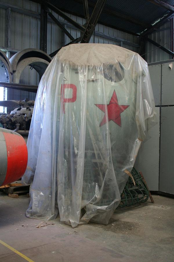Un ballon soviétique au musée de l'air de Chalais-Meudon? Urss_110